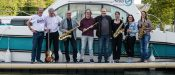 "Die Sessionband ""Vamp, Fill and Fade"" spielt in der Kettenfabrik St. Arnual"